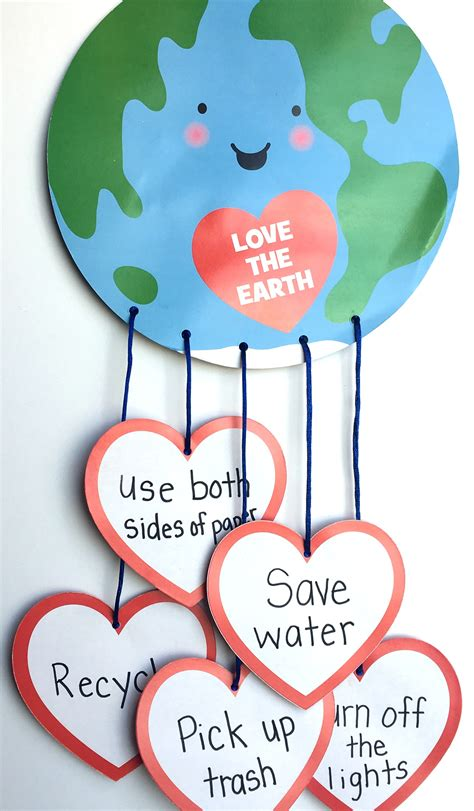 earth day craft projects earth day activities