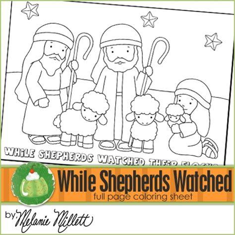 coloring page shepherds christmas christmas shepherds coloring page christmas crafts