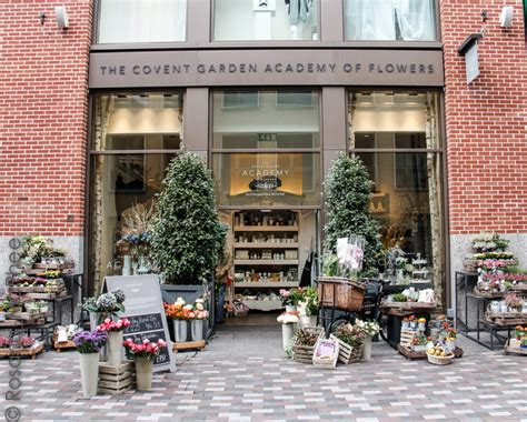 the covent garden academy of flowers and chilli