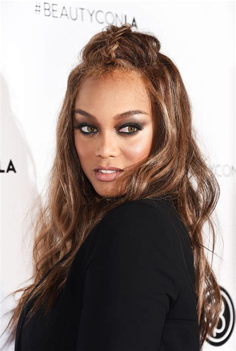 tyra banks tyra banks is teaching a class at stanford on how to be