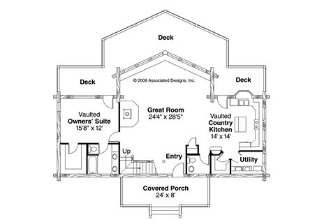 a floor plan of a house a frame house plans aspen 30 025 associated designs