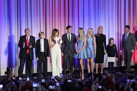 the trump family meet the trumps america s new first family teen vogue