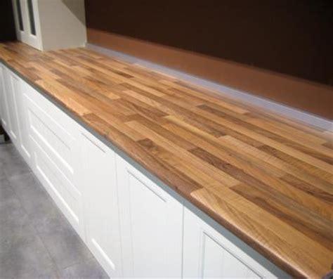 encimera efecto madera encimeras de cocina de madera una encimera de madera para