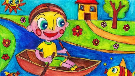 row your boat poem lyrics row row row your boat nursery rhymes for kids simple