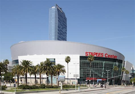 From Ca To La by File Staples Center La Ca Jjron 22 03 2012 Jpg