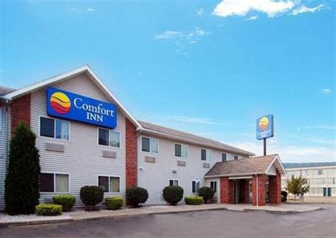 Comfort Inn Bradford Pa by Comfort Inn Bradford Pa See 78 Hotel Reviews And 21