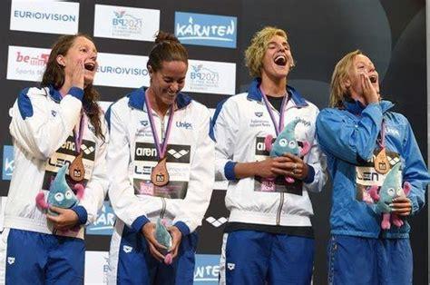 alimentazione pre gara nuoto europei nuoto 2014 federica pellegrini e la merendina pre