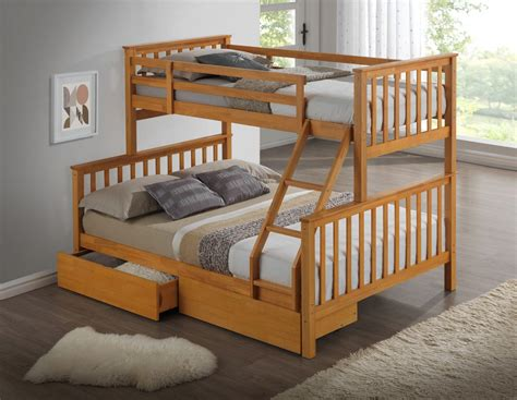 bunk beds with mattresses 3 sleeper bunk beds animewatching com