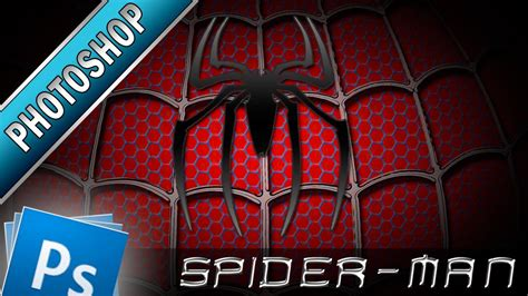 spiderman pattern photoshop download textura spiderman tutorial del traje de spiderman