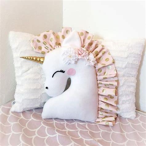almohadas de unicornio moldes para hacer una almohada de unicornio