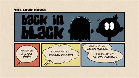 black  loud house encyclopedia fandom
