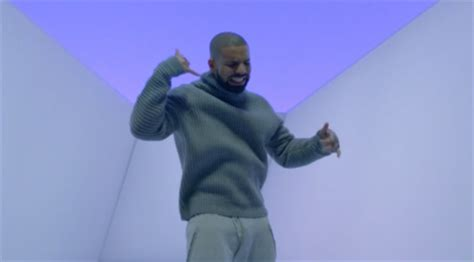 Drake Dancing Meme - drake s hotline bling dance set to different music is the