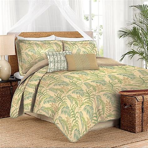 caribbean joe honduras comforter set bed bath beyond