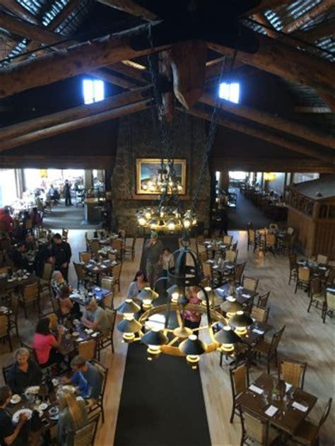faithful inn dining room faithful dining room billede af faithful inn