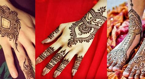 latest mehndi design 2016 latest eid stylish mehndi designs for girls 2016 style