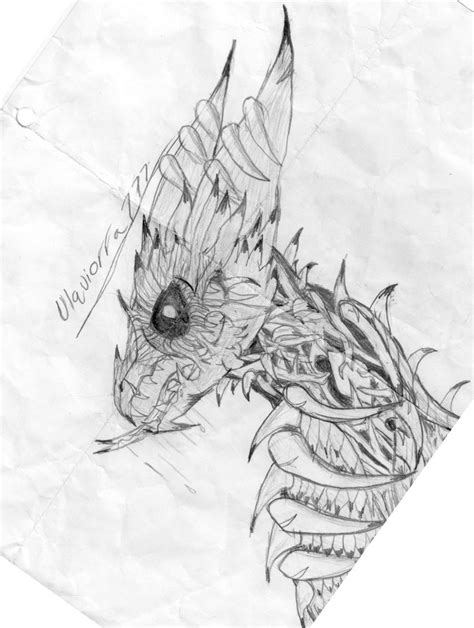 the best drawings of dragons best dragon drawing by coolcrows on deviantart