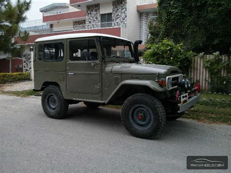 Toyota Land Cruiser Used For Sale Used Toyota Land Cruiser 1983 Car For Sale In Islamabad
