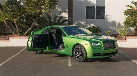 roll royce green bmw photo gallery