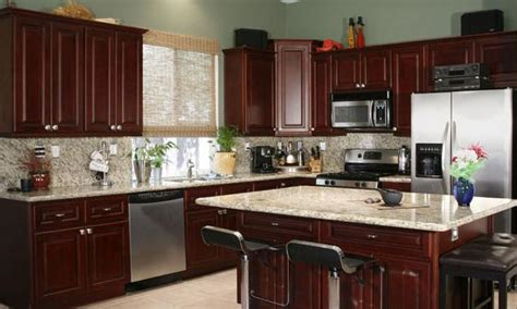 the reason to choose maple kitchen cabinets modern
