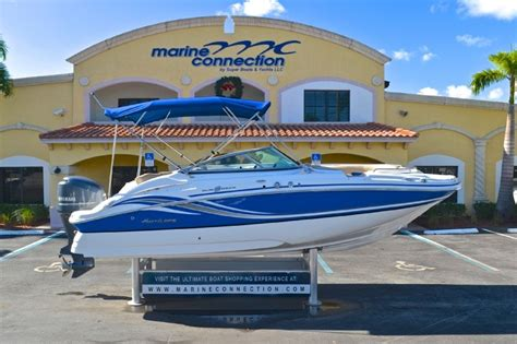 hurricane deck boat offshore hurricane boats 1 outboard powered deck boat in florida