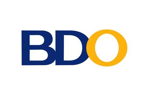 banco de oro bdo releases banking schedule abs cbn news