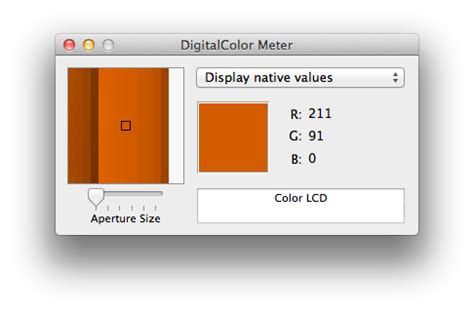 digital color meter apple destroyed digital color meter sustained panic