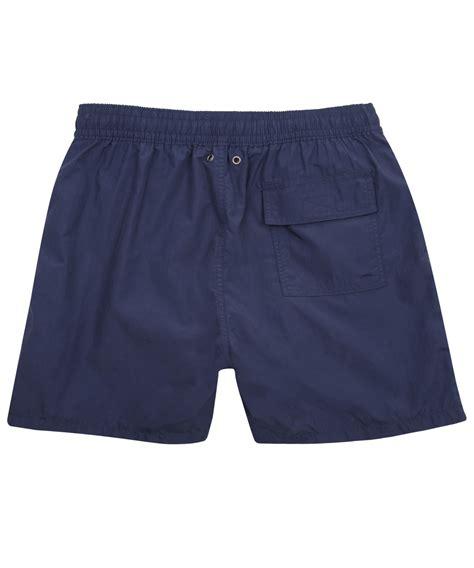 Polo Polos Navy Kaos Kerah Polos Navy Polo Polos 2 Lyst Polo Ralph Navy Swimming Shorts In Blue For