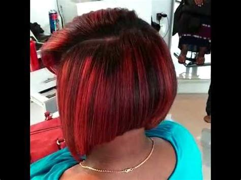 where does razor chic of atlanta get her clothes from razor chic of atlanta flawless red bob youtube