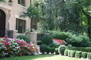 italian villa traditional landscape atlanta by