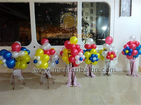 Dekorasi Balon Murah jasa dekorasi balon bunga atau balon dekorasi unik di mentari balon mentari balon pusat jual