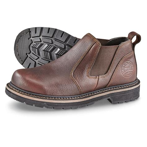 romeo shoes setter romeo work shoes brown 651314 work boots