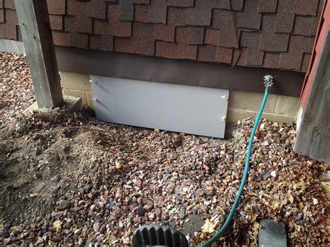 quality 1st basement systems flood vents photo album