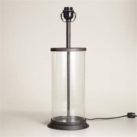 glass cylinder l base glass cylinder l base world market