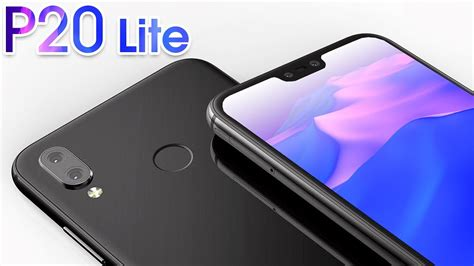 huawei p20 lite iphone x like notch