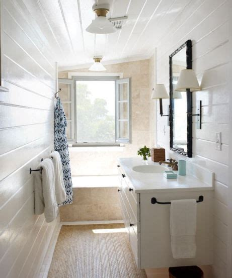 Shiplap In Small Bathroom Tom Scheerer Shiplap For The Home