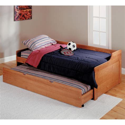 ethan trundle daybed trundle beds at hayneedle