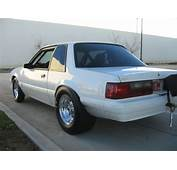 Craigslist Find 8 Second Fox Body Mustang With Supra 2JZ
