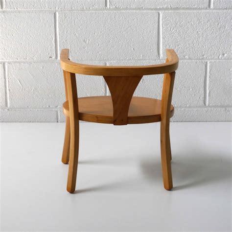baumann chaise enfant la marelle mobilier vintage pour