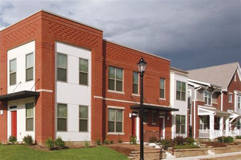St Louis Housing Authority Section 8 by Mccormack Baron Salazar Helps Revitalize Hometown