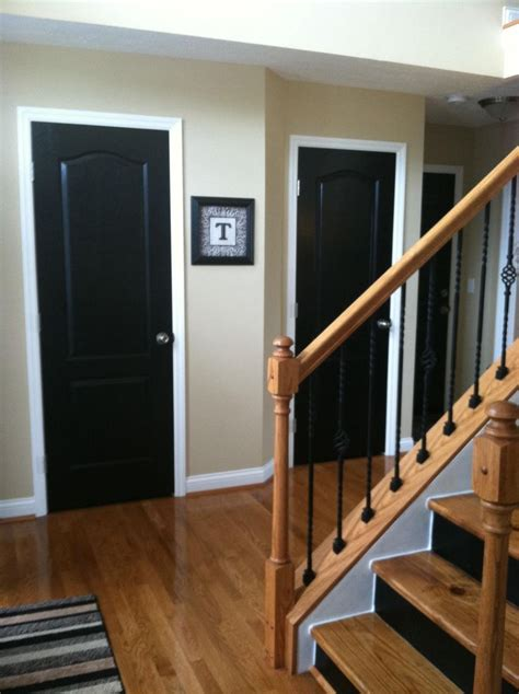 doors for house interior why black interior doors worth the attention traba homes