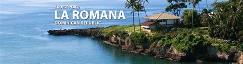 La Romana Dominican Republic Cruises Carnival Cruise Line » Home Design 2017