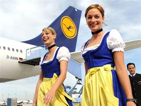 Luthaza Dress lufthansa stewardess in tracht02 jpg 550 215 412 travel dress up posts and bavaria