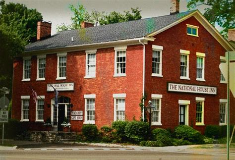 National House Inn by The Most Haunted Hotels In America