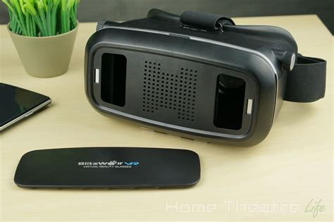 Vr Blitzwolf blitzwolf vr headset review vr on a budget home theatre