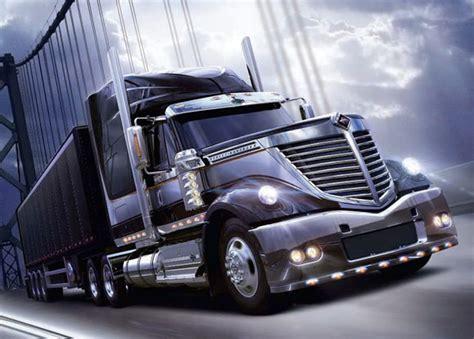 concept semi truck lost semi truck heavy truck and