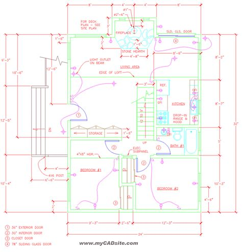 autocad tutorial floor plan free autocad tutorials elevation drawings in autocad 2012