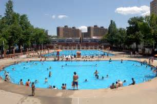 neues schwimmbad all the outdoor swimming pools nyc has open to the