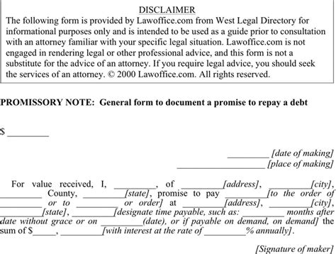 Promissory Note Template Template Free Download Speedy Template Promissory Note Calculator Template