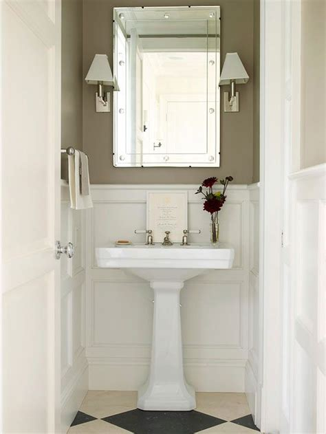 small bathroom solutions small bathroom solutions pedestal powder and the floor