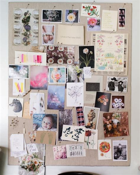 photo board ideas best 25 inspiration boards ideas on